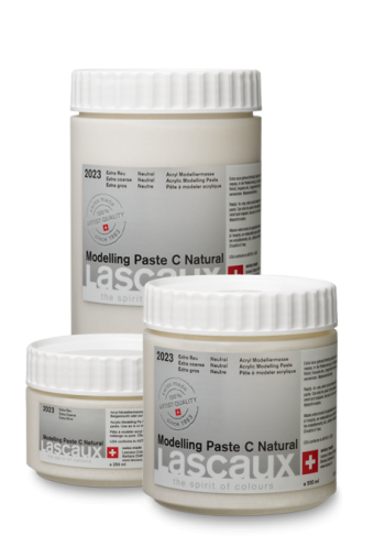 Lascaux Modelling Paste C Natural