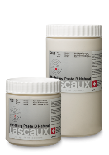 Lascaux Modelling Paste B Natural