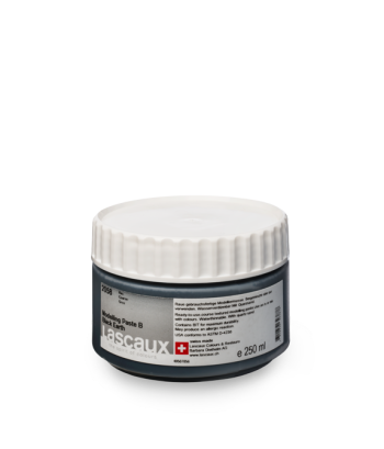 Lascaux Modelling Paste B Black Earth